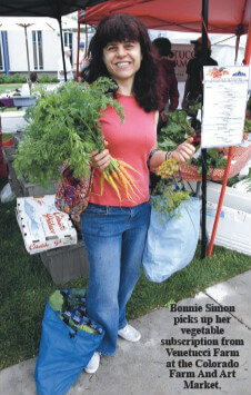 In August, an introduction to pickling, colorful food preservation method
