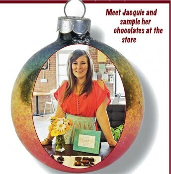 Charming chocolates inspire pure delight