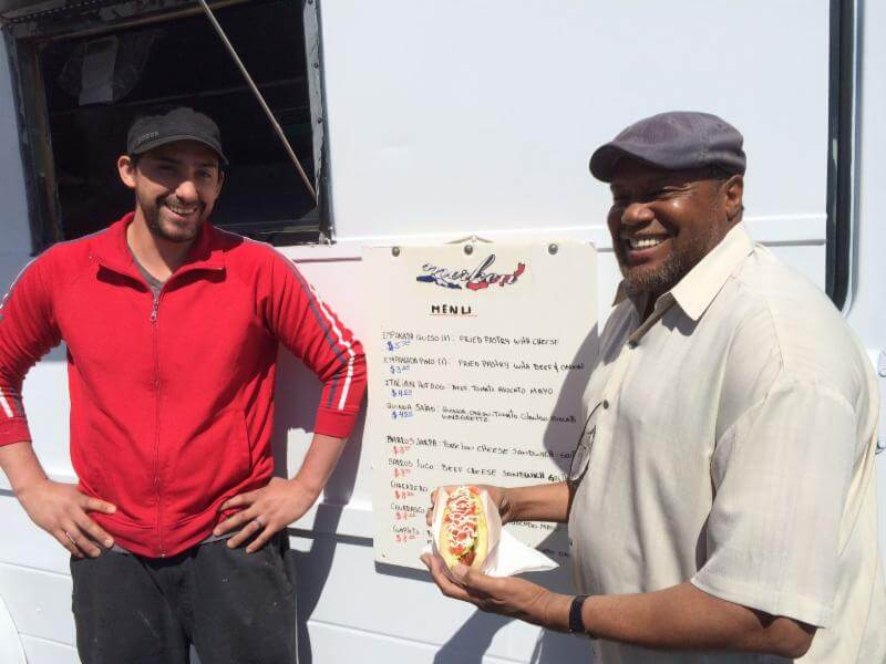 Food truck only place in Colorado to sample rare flavor of Chilean cuisine