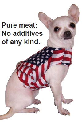 Absolutely NO grain by-products or cheap imported ingredients in our all-American natural pet foods!