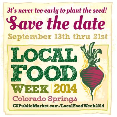Coming soon… Local Food Week!