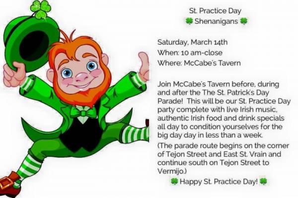 McCabe's Tavern, Colorado Springs' Favorite Irish Pub
