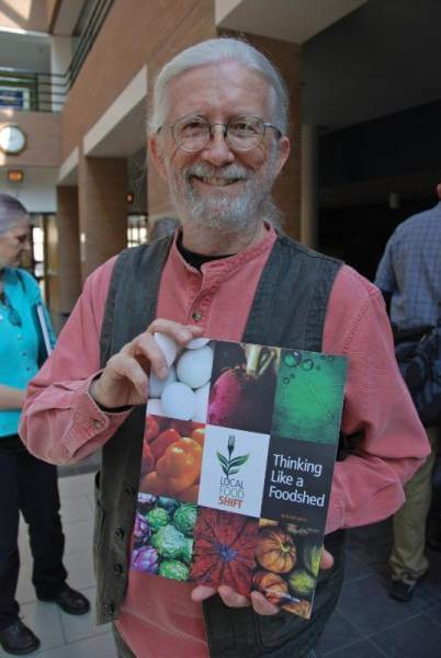 Michael Brownlee: Driving a local food shift