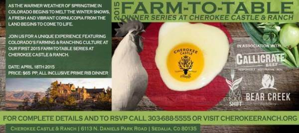 Learn more about Local Food Shift during a special farm-to-table dinner Saturday, April 18!