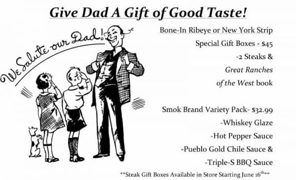 Give Dad a Gift of Good Taste!