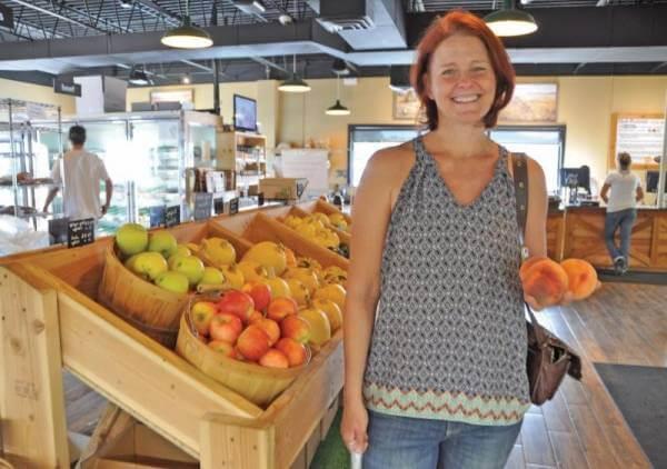 Meet customer Sandra Buffington