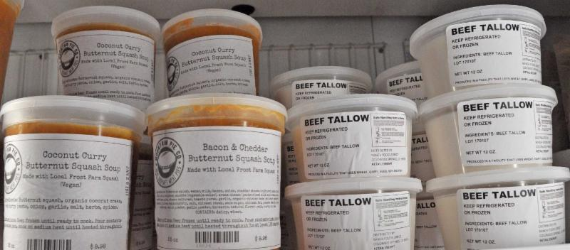 NEW IN STORE: Beef tallow