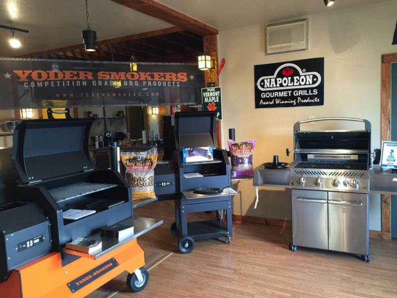 Meet our partner store offering wonderful grilling supplies