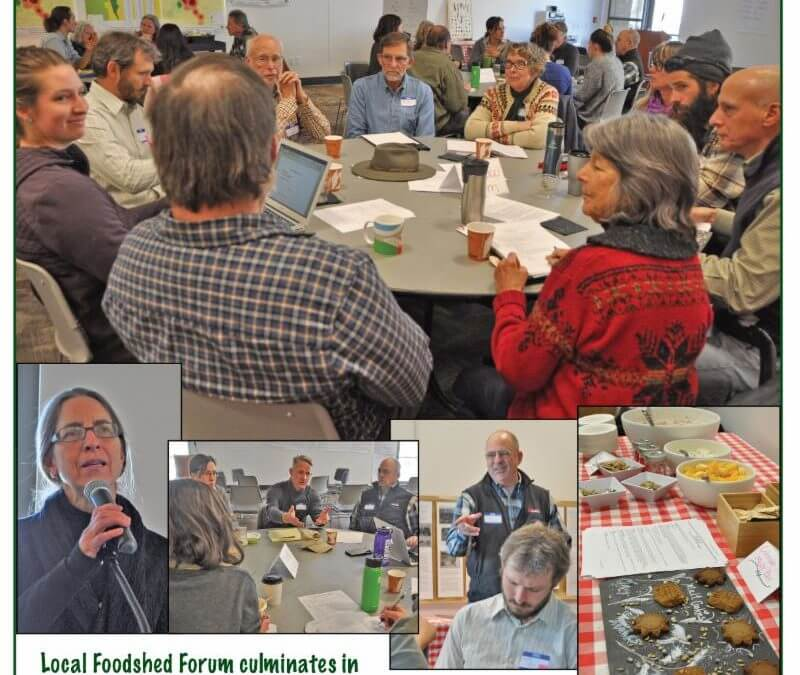Local Foodshed Forum 2018